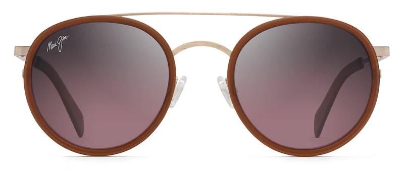 Maui Jim Even Keel Sunglasses in Rose Gold